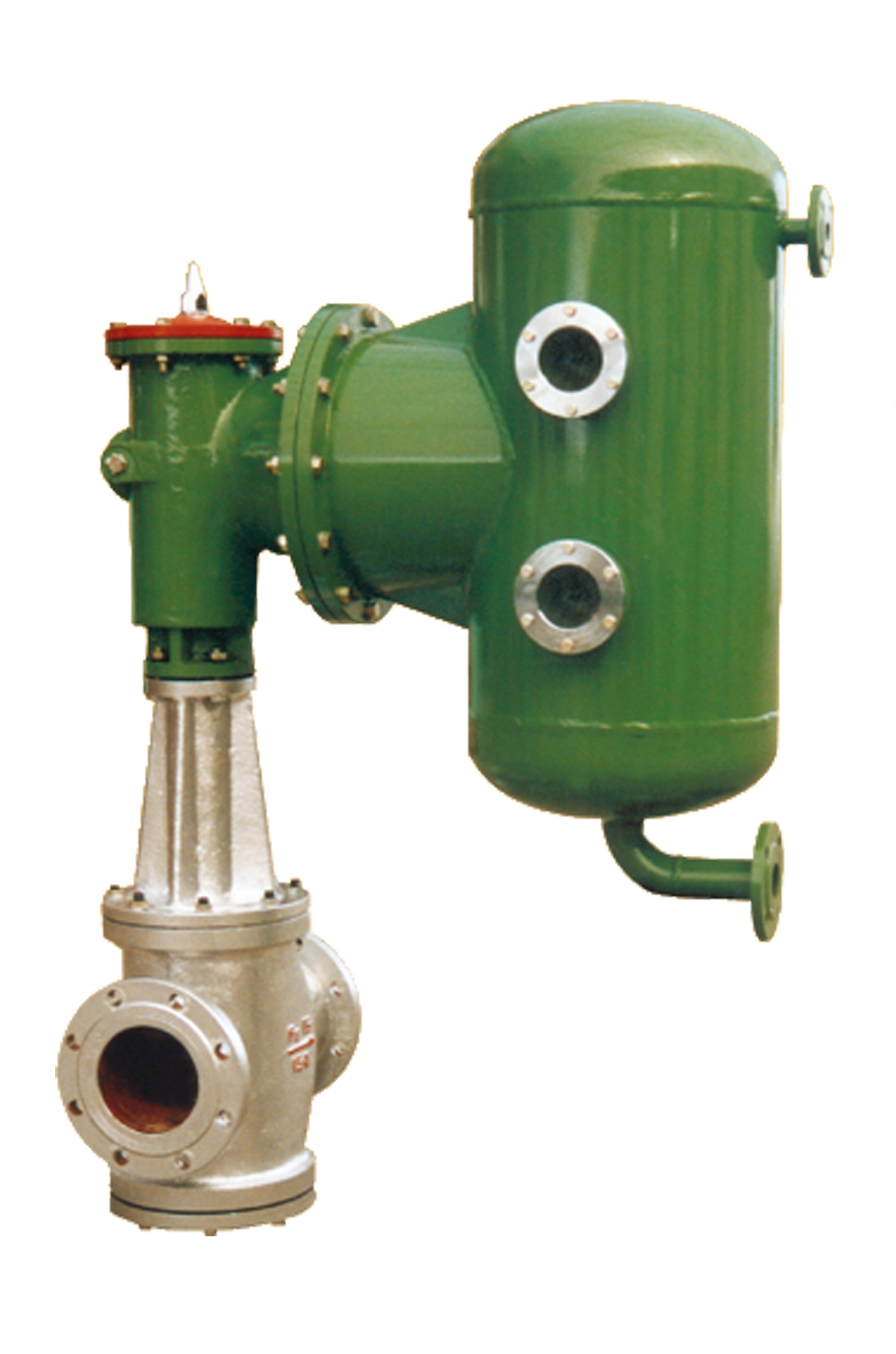 SELF-OPERATED STEAM  TRAP VALVES